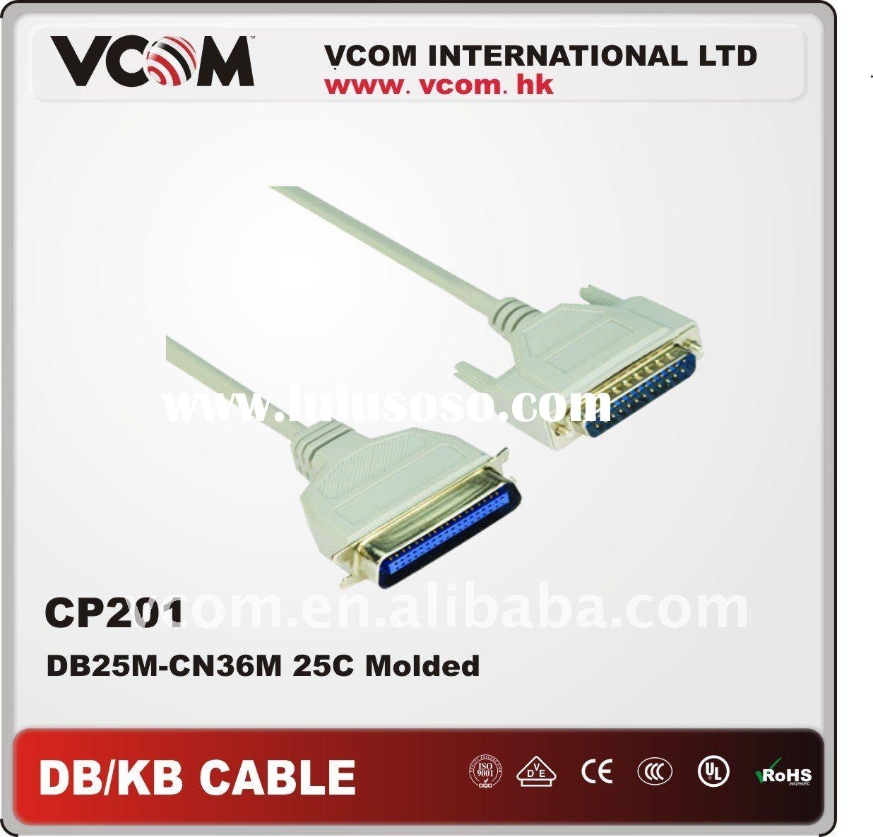 db cable DB9 F/F 4C Molded