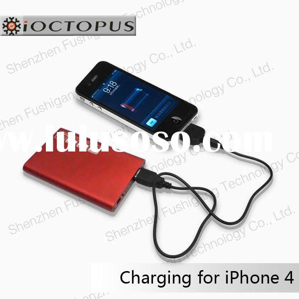 iOCTOPUS 4800mAh  mobile phone charger for iphone 3G,4G,mobile phone..etc.