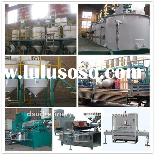 oil refinery equipment 10T/D in hot sale