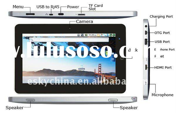 "10"" ZT-180 tablet pc android 2 with wifi"
