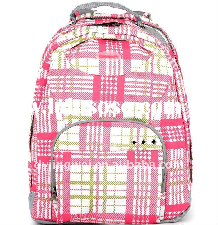 2011 fashion child school bags