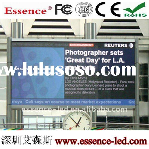 P12 Outdoor ADVERTISING LED display screen