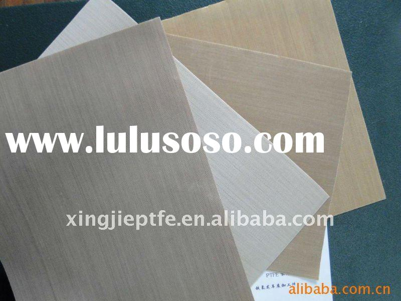 Teflon/PTFE Coated Fiberglass Cloth/Fabric/0.13mm/Teflon Oven Liner