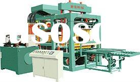 china  hydraulic full-automatic making machine QTJ6-15