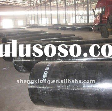 ASTM A234 WPB Carbon Steel Pipe Bend R=1D -10D