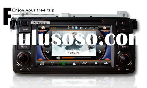EW801 Car DVD player with GPS Navigation For E46 E39 E53