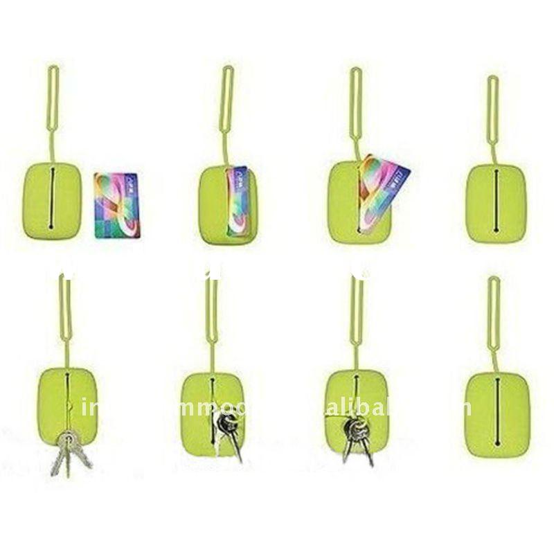 Fashion/Simple/Funny Design Silicone Key case/cover