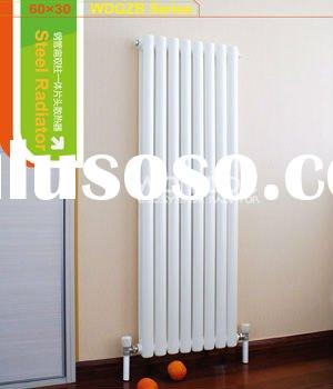 Hebi World 60*30 Double-flat Steel Column Steel-tube Radiator