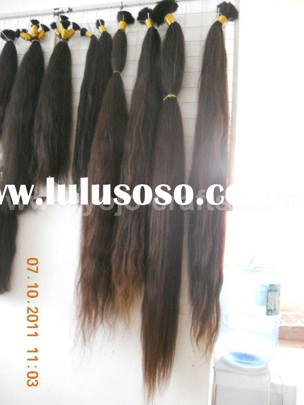 Chinese long human hair bulk (YJH413163)