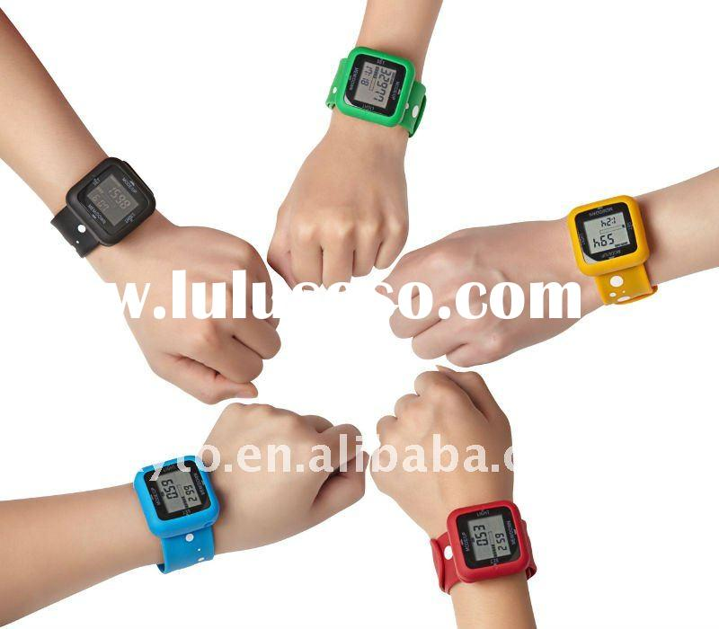 USB 3D Pedometer watch