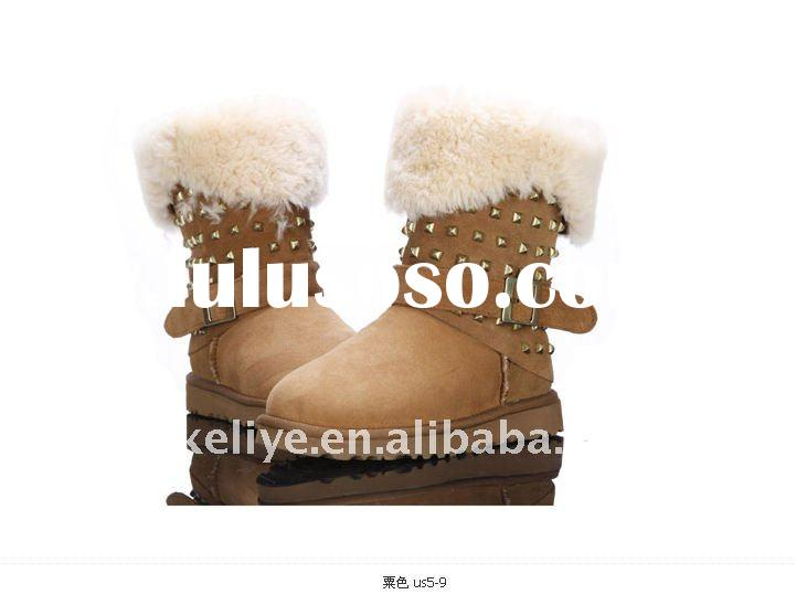 Winter warm women genuine Boots brand with dicount price