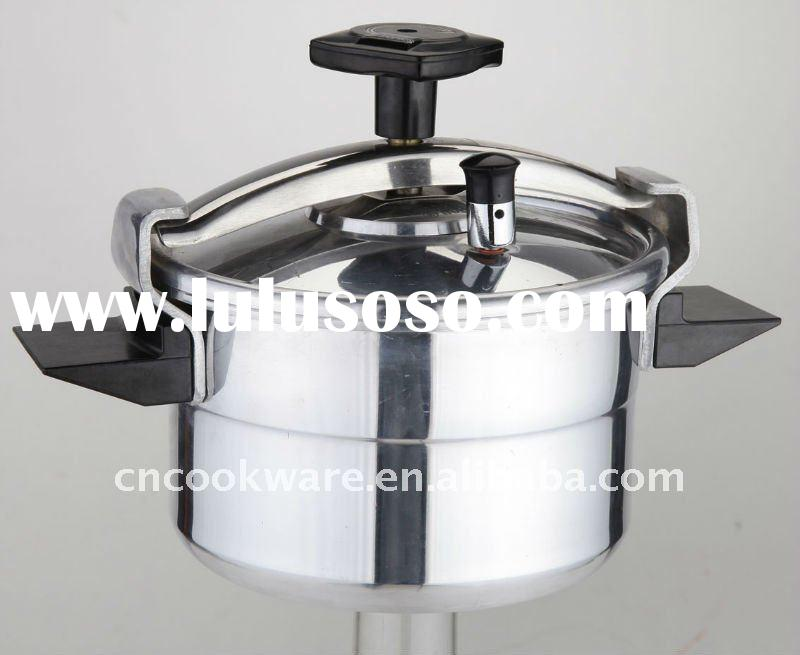 french type  aluminum pressure cooker