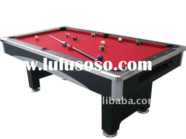 high quality and best price pool table