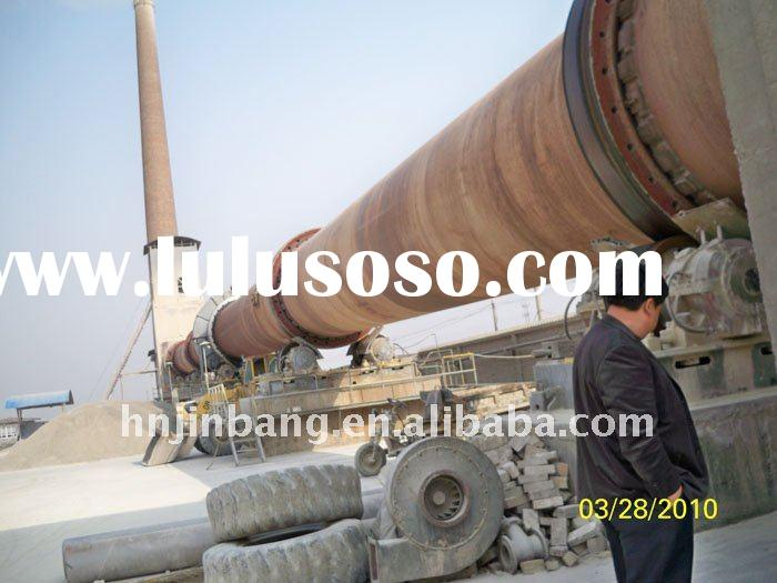 3000t/d Cement production line for cheap sale