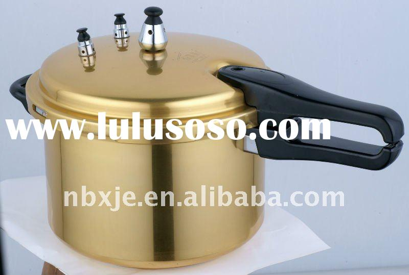 Golden Pressure Cooker