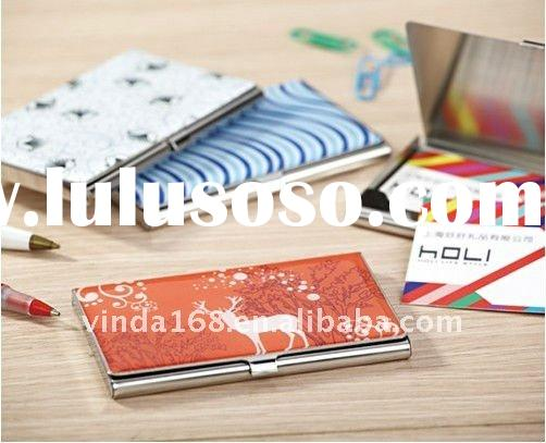 Manufacturers selling Metal epoxy business card holder