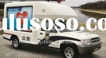 Mobile Billboard Advertising Vehicle for Outdoor Ad