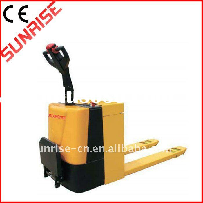 NEW Battery/ Electric power pallet truck with CE WPA WPB 1.5TON 2TON 2.5TON