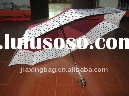 Wholesale Golf Umbrellas with Aluminum Shaft Frame, Made of Nylon or Polyester
