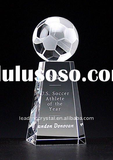 football awards trophies