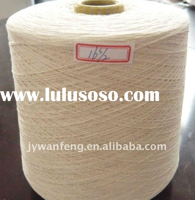 100% cotton yarn combed 21s