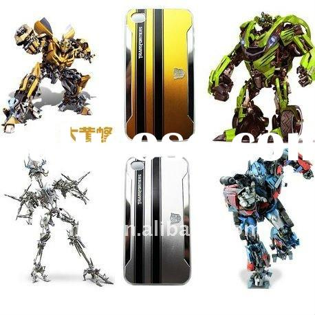 Transformers cases for iphone 4G