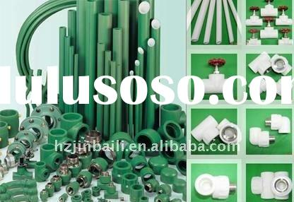 ppr pipe,ppr fittings pipe,green colour ppr pipe for water supply piping system