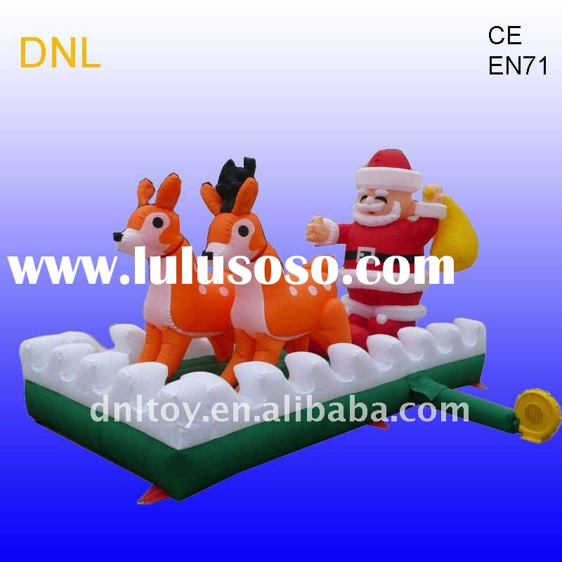 2012 Hot sales new inflatable Christmas