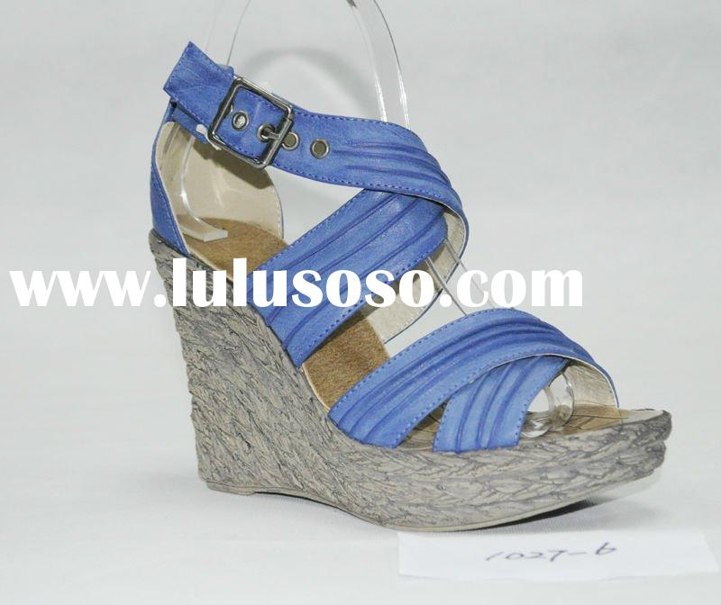 2012 lady high heel shoes