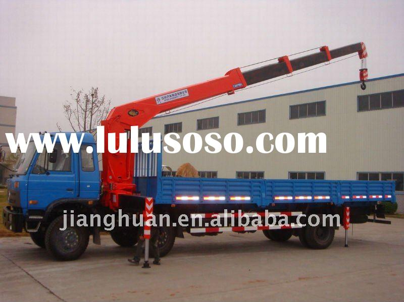 10 ton  Mobile Truck-mounted Crane