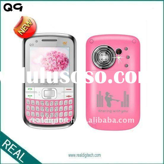 2011 new big speaker mobile phone  Q9