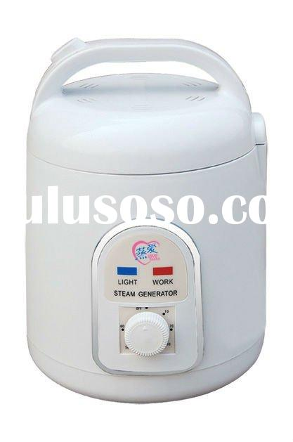 Portable Steam Sauna Steam Generator with Plastic Tank Inside Plastic Material for Tank Max Power: 8