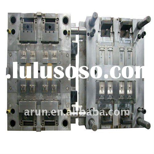 Two color injection mould