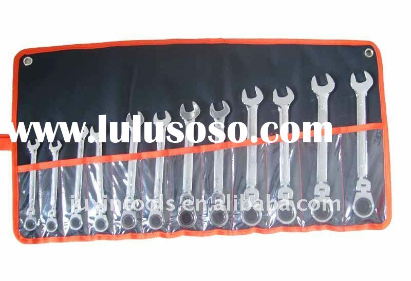 12pcs Ratchet wrench set