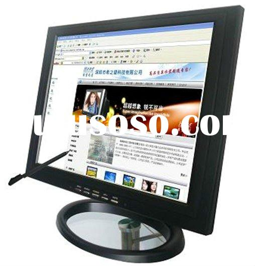 17 Inch Touch Screen LED Monitor