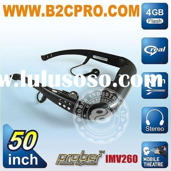 50inch Mobile Cinema Video glasses(IMV260)