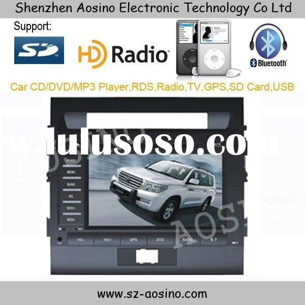 "8"" 2DIN Special Car DVD for TOYOTA LAND CRUISER 200 208-2010"