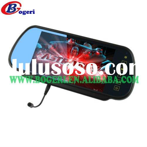 Bluetooth rearivew car monitor 7inch BGL-R701L
