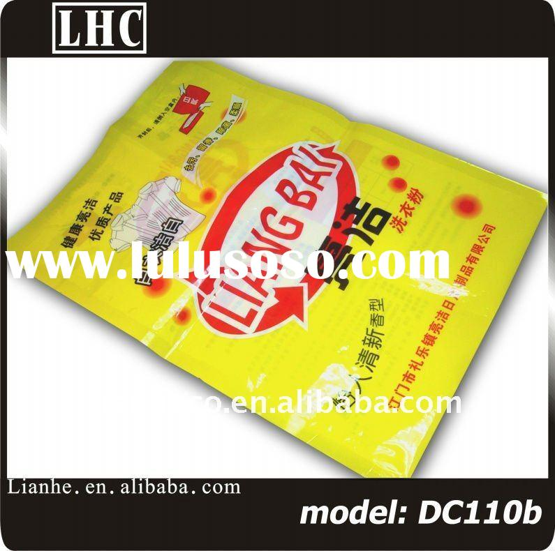 Daily Chemical Plastic Packaging Bag, BigSize