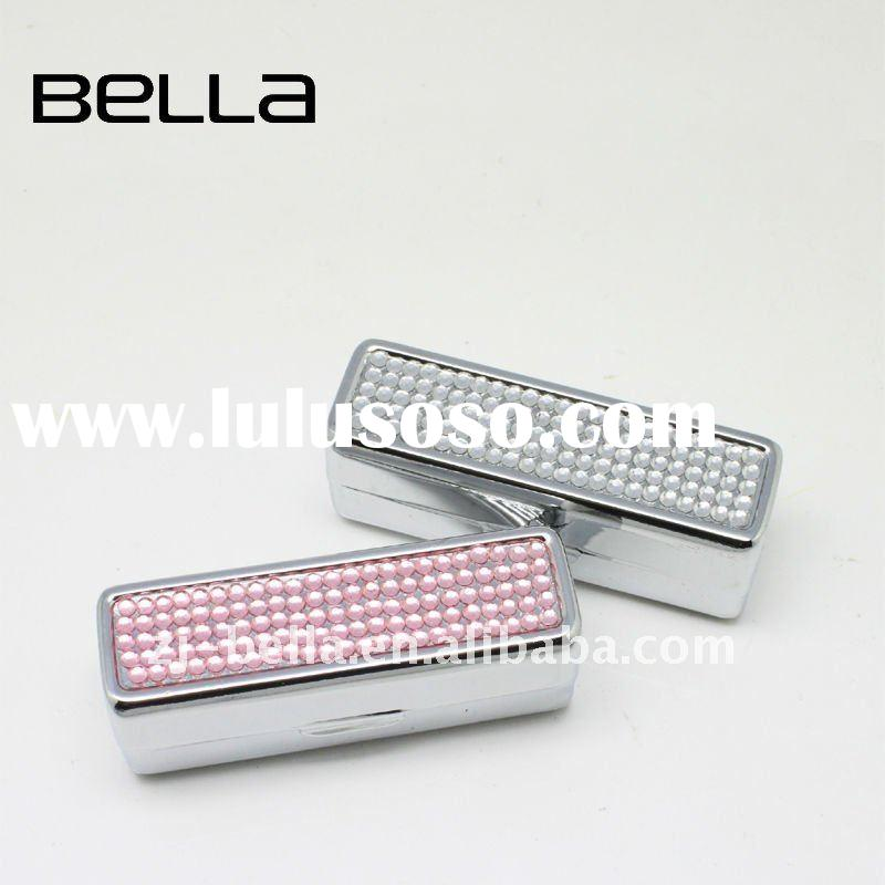 Fashion lipstick holder with jewel/ lipstick case