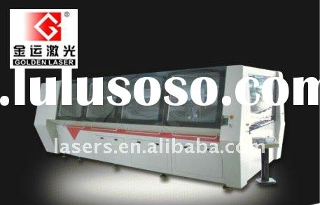 IPG Fiber Laser Metal Cutting Machine