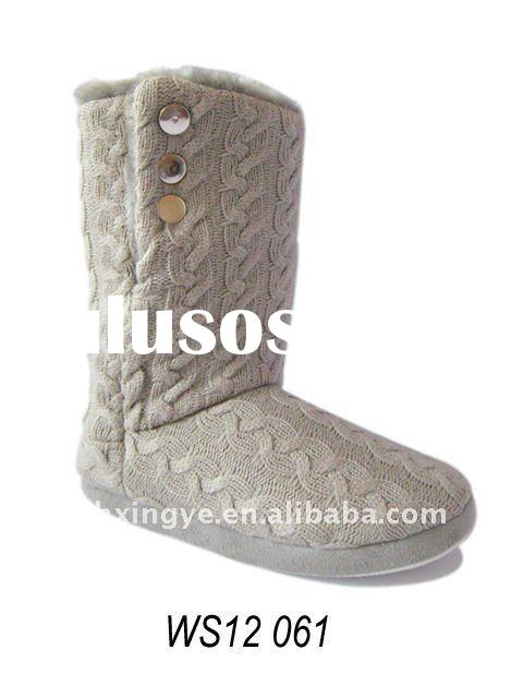 Ladies fashion winter boots