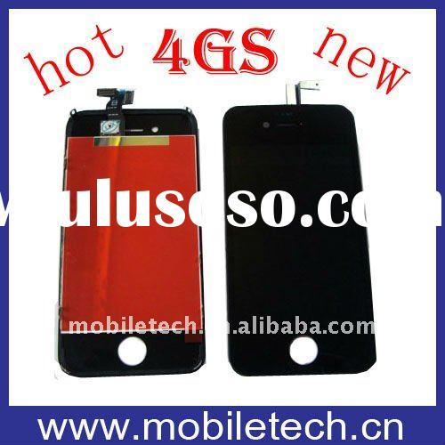 lcd  screen and touch full set for iphone 4GS