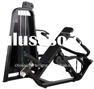 precor fitness equipment/shoulder press
