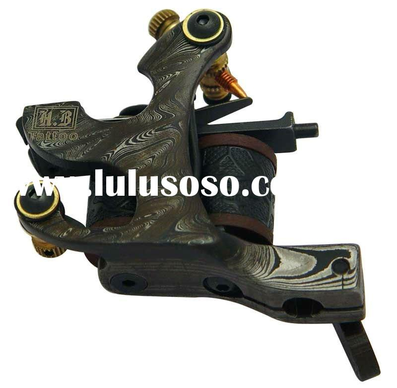 professional  tattoo machine tattoo gun handmade machine