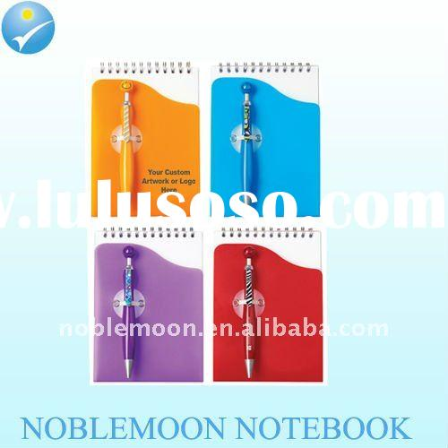 promotion notebook