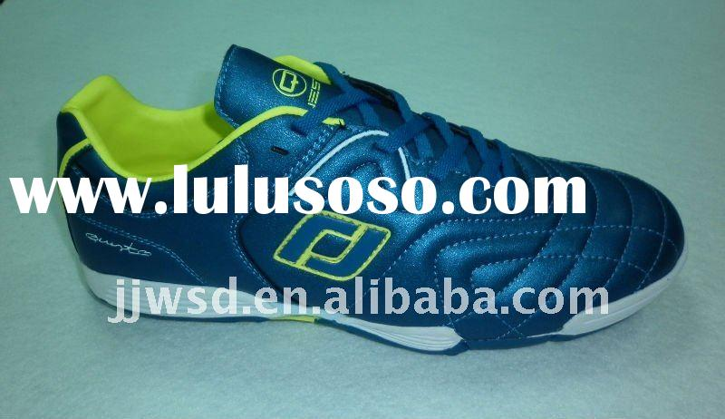 2011 new styles Men's indoor soccer shoes