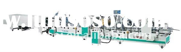 Automatic high-speed box folder gluer
