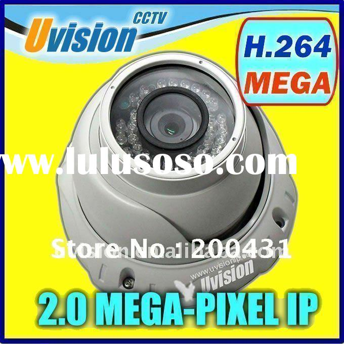Day&Night Indoor Vandal Dome Network HD 2MP 2.0 Megapixel IP IR Camera Support PoE,ONVIF