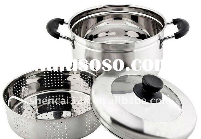 Japanese Style Steamer Pot /Kitchen Ware/ Cookware